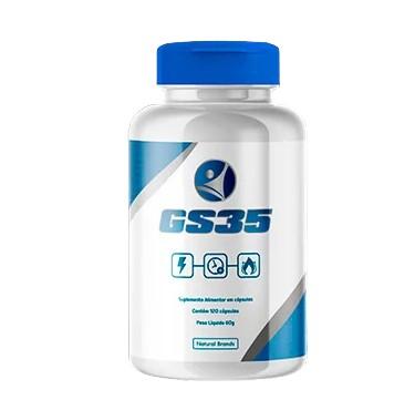 Estimulante gs35 embalagem