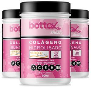 Bottox shake frascos