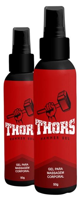 Thors hammer gel frascos