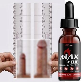 MAX Plus Oil Produto