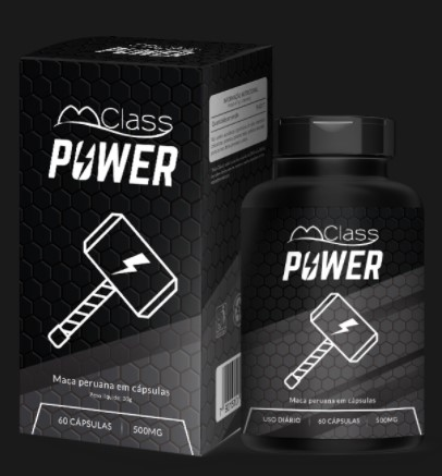 Mclass Power Frasco